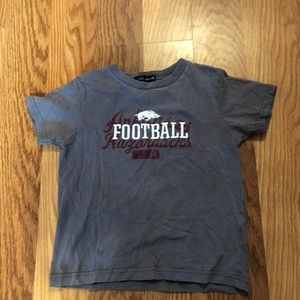 Other - Arkansas Razorbacks shirt